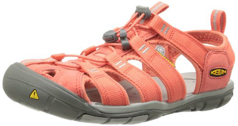 5. KEEN Clearwater CNX Sandal