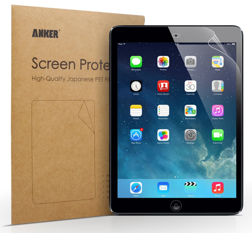 10. Anker Ultra Clear Screen Protector