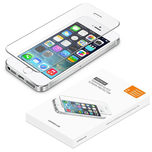UPPERCASE Screen Protector for iPhone SE