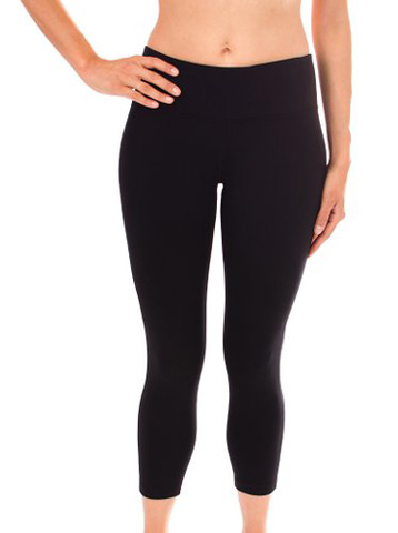2. 90 Degree By Reflex Yoga Capris - Yoga Capris for Women - Hidden Pocket