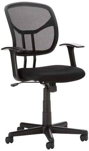 8. Mid-Back Mesh Chair