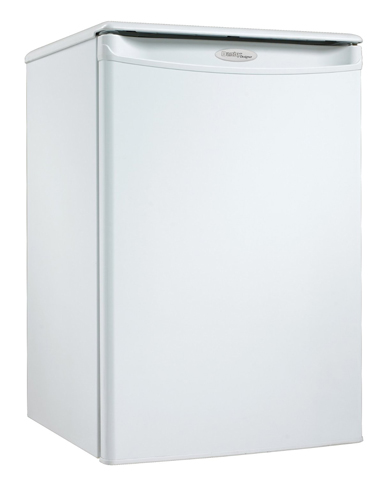 2. Danby Designer Compact All Refrigerator, 2.6-Cubic Feet