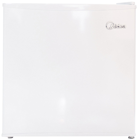 9. Midea Compact Single Reversible Door Refrigerator