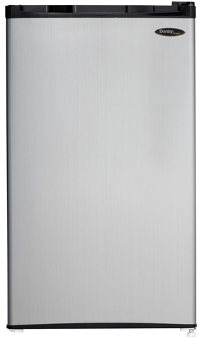 4. Danby Compact Refrigerator, 3.2 Cubic Feet