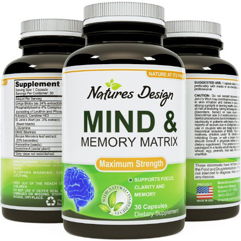 4. Nature's Design Mind and Memory Matrix