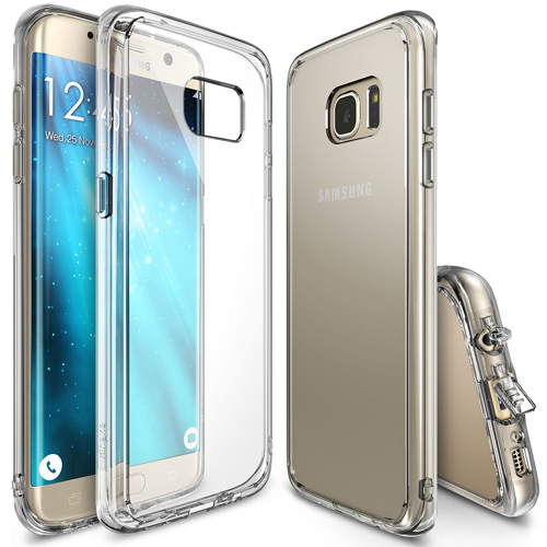 5. Shock Absorption Protection Galaxy S7 Edge Case