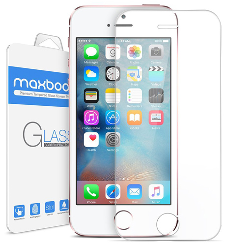 Maxboost iPhone SE iPhone SE Screen Protector