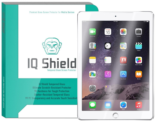 5. IQ Shield Tempered Glass Screen Protector