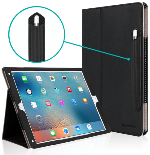 2. iPad Pro 9.7 Case Sleep/Wake, Hand Grip, & Multi- Angle Viewing Stand