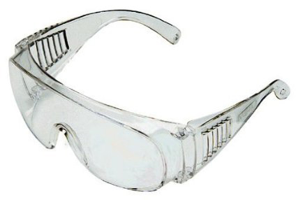 3. Over Economical Safety Glasses