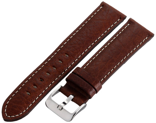6. Hadley-Roma Leather Watch Strap