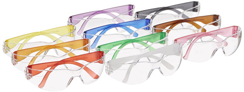 4. Colorful StarLite Gumballs Safety Glasses
