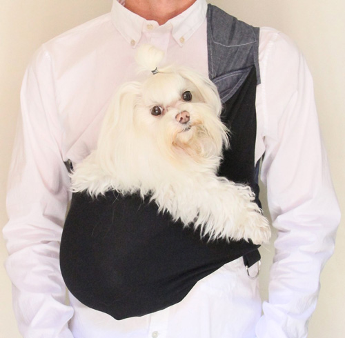 1. Ultimate Small Dog Carrier Sling