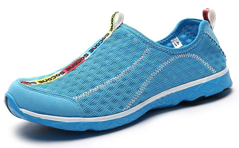 7. Men's Mesh Slip On Water Shoes