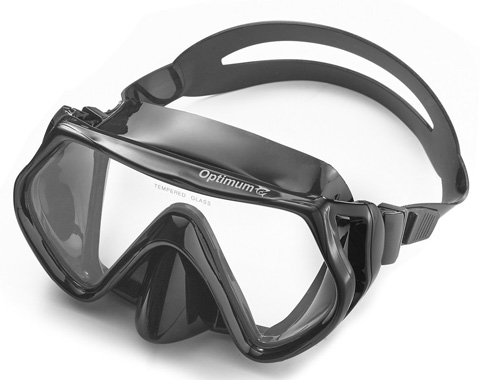 5. Diving Mask, Scuba Diving, Free Diving, Snorkeling Mask