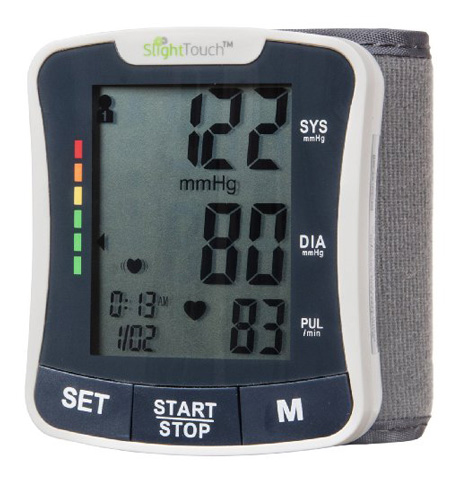 2. Slight Touch Automatic Blood Pressure Monitor