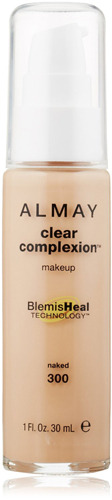 2. ALMAY Clear Complexion Makeup