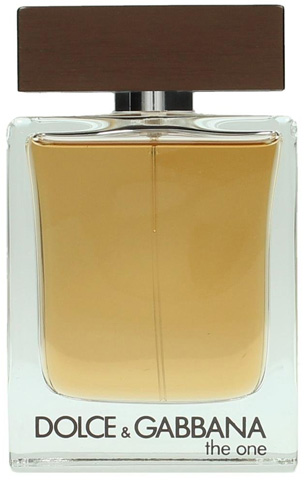 14. Dolce & Gabbana, The One For Men 3.3 oz.