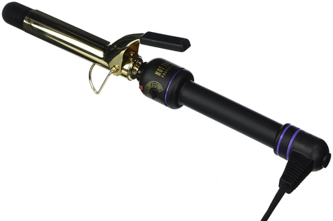 11. Hot Tools Professional 1181 Curling Iron with Multi-Heat Control