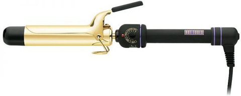 4. Hot Tools Professional 1110 Curling Iron with Multi-Heat Control