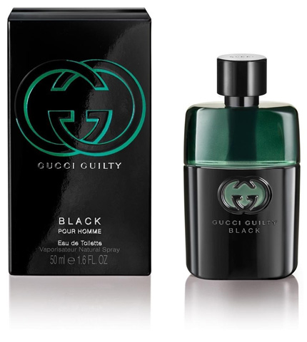 5. Guilty Black by Gucci
