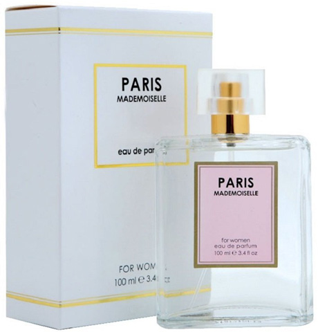 11. Paris Mademoiselle Perfume for Women