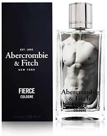 7. Abercrombie and Fitch Fierce