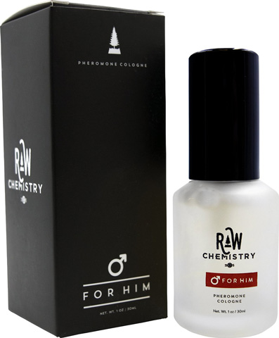 15. Pheromone Cologne for Him by Raw Chemistry