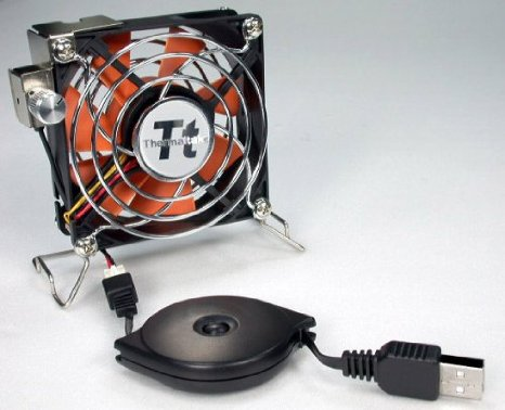 3. Thermaltake Mobile Cooling Fan