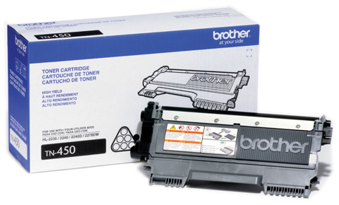 10. Brother High Yield Black Toner