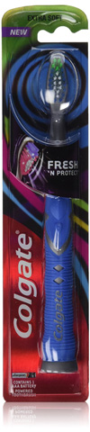 6. Fresh N' Protect Sonic Power Toothbrush