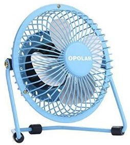 4. Opolar Mini USB Personal Fan