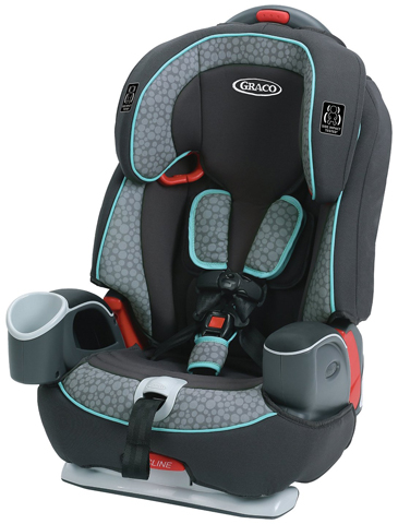 2. Graco Nautilus 65 Harness Booster Convertible Car Seat, Sully