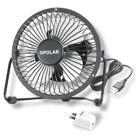 1. OPOLAR Mini USB Fan