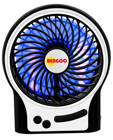 8. Bengoo Portable Fan