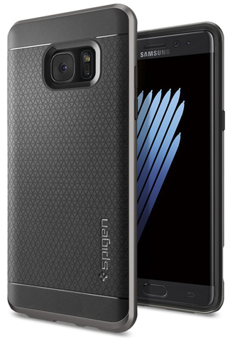 5. Galaxy Note 7 Case By Spigen (Neo Hybrid)