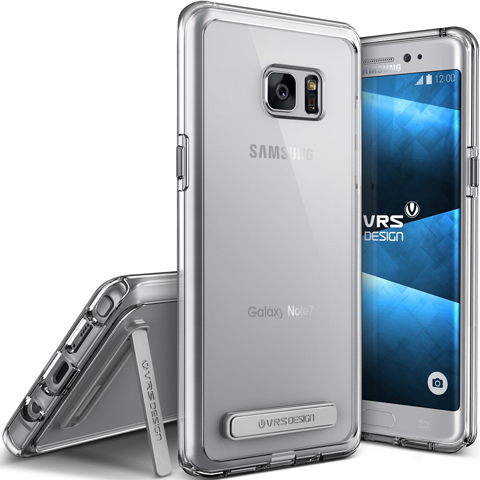 2. Galaxy Note 7 Case By Verus (Crystal Mixx)