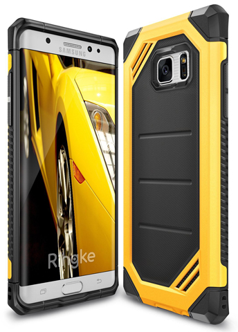 7. Advanced Dual Layer Heavy Duty Protection Phone Case By Ringke