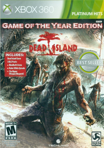 3. Dead Island: Game of the Year Edition