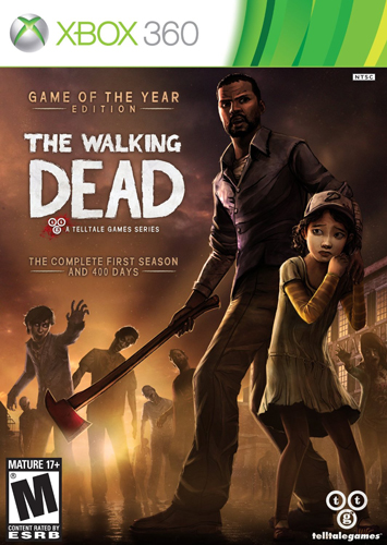 5. The Walking Dead Game