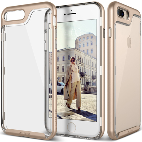 8. iPhone 7 Plus Case, Caseology-Skyfall Series