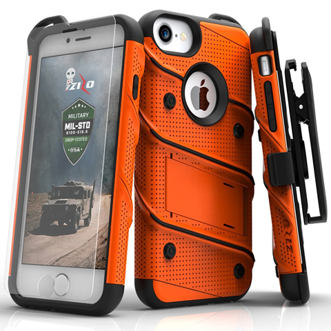 15. iPhone 7 Case, Zizo Bolt Cover