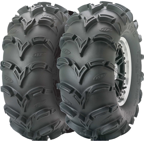 8. ITP Mud Lite AT Mud Terrain ATV Tire 25x8-12