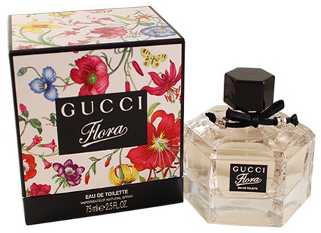 Nine. Flora by Gucci for Women - Gucci Perfume