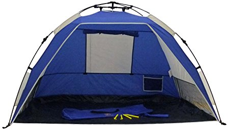 8. Genji Sports Instant Beach Star Tent