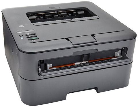 Five. Brother Compact Monochrome Wireless Printer