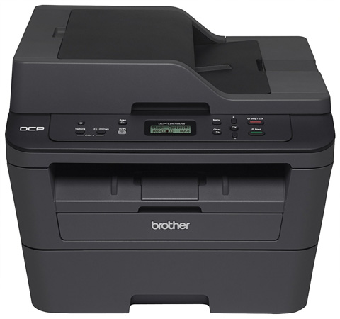 Six. Brother Wireless Laser Printer
