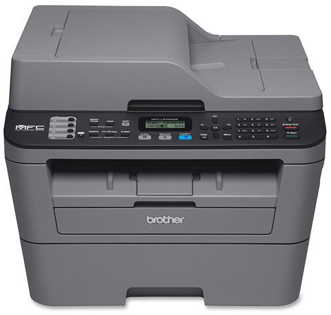 Four. Brother All-in-One Compact Laser Printer
