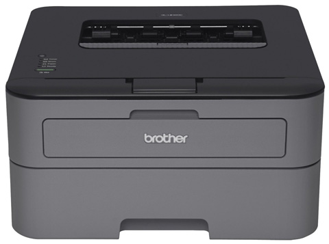 Two. Brother Monochrome Duplex Printing Laser Printer