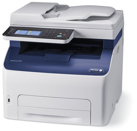 Three. Xerox Wireless Color Multifunction Printer